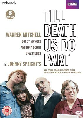 £48.99 • Buy TILL DEATH US DO PART COMPLETE SERIES Dvd Box Set UK RELEASE NEW SEALED