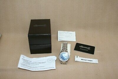 Boxed Gents Ingersoll Gems Chunky Wristwatch • 65£