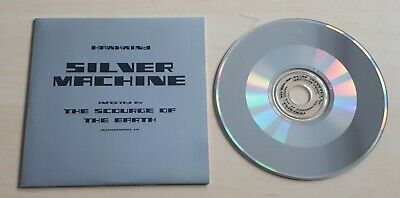 HAWKWIND Silver Machine - Infected By The Scourge Of The Earth UK Promo Only CD • 3.99£