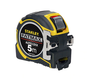 Stanley Fatmax Xtht0-33671 5 Mtr Metric Only Autolock Tape Measure • 26.85£