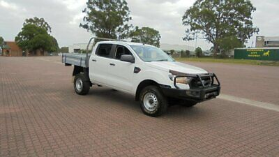 AU29880 • Buy 2016 Ford Ranger PX MkII MY17 XL 2.2 (4x4) White Automatic 6sp A