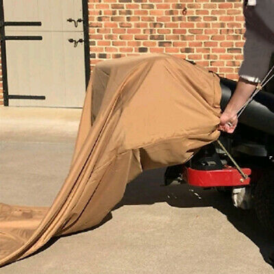 AU41.74 • Buy Replacement Leaf Bag Lawn Tractor Oxford Cloth Yard Reusable Large Capacity AU