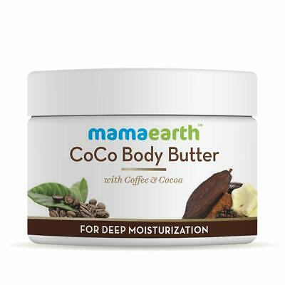 AU38.65 • Buy Mamaearth CoCo Body Butter With Coffee 200g / 7oz