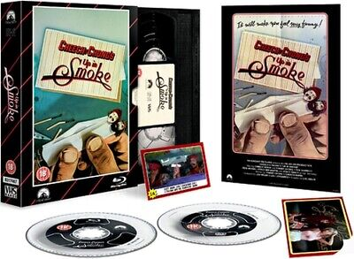 £16.85 • Buy Cheech And Chong - Up In Smoke - Limited Edition Vhs Collection [uk] New Bluray