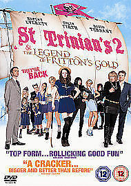 St. Trinians 2 - The Legend Of Fritton's Gold (DVD, 2010) • 0.50£
