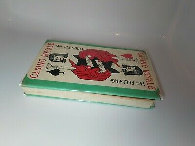 CASINO ROYALE IAN FLEMING  Hardback 1963 • 400£