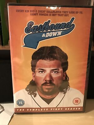 Eastbound And Down DVD Season One Brand New And Sealed • 2.20£