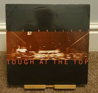 E-Z Rollers Tough At The Top 12  Moving Shadow Records • 4.40£