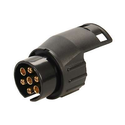 Silverline Vehicle To Trailer Adaptor 7-Pin To 13-Pin - 348284 • 4.73£