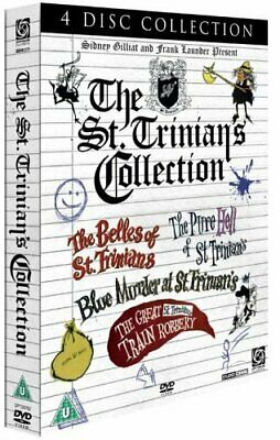 The St Trinians Collection (DVD) (2006) (Alastair Sim) (New) • 8.01£