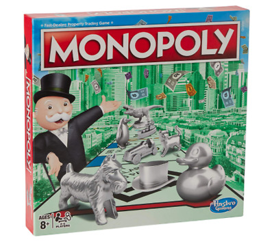 £26.99 • Buy Monopoly Classic Board Game UK EDITION