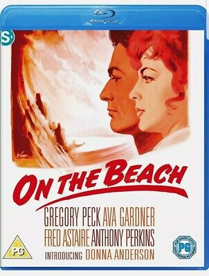 On The Beach 1959   (Blu Ray)   Ava Gardner , Gregory Peck  NEW & SEALED  • 9.99£