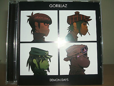 GORILLAZ - Demon Days CD NEW 2005 Parlophone • 2.99£