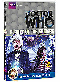 Doctor Who - Planet Of The Spiders (DVD, 2011) • 4£