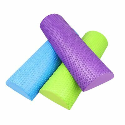 AU21.35 • Buy Half Round Roller Yoga Pilates Fitness Equipment With Massage Floating Point