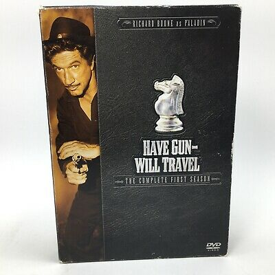 $9.99 • Buy Have Gun Will Travel - The Complete First Season