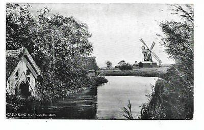 NORFOLK - HOPSLY DYKE With WINDMILL   Unused • 1.95£