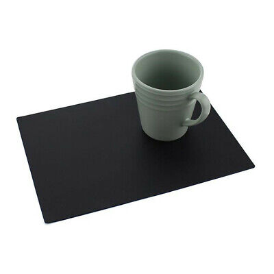£2.72 • Buy Silicone Table Mat Heat Resistant Waterproof Non-Slip Desk Pad Placemat