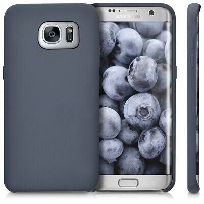 $ CDN15.99 • Buy Kwmobile Silicone Case For Samsung Galaxy S7 Edge - TPU Rubberized Cover
