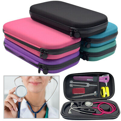 £10.99 • Buy Stethoscope Carry Case, Fit For 3M Littmann Stethoscope And Nurse Accessories