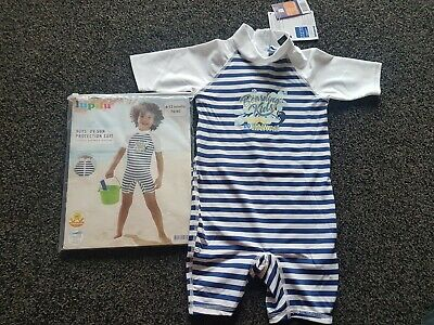 *Bran New* Boys UV Sun Protection Suit 6-12months  • 3£