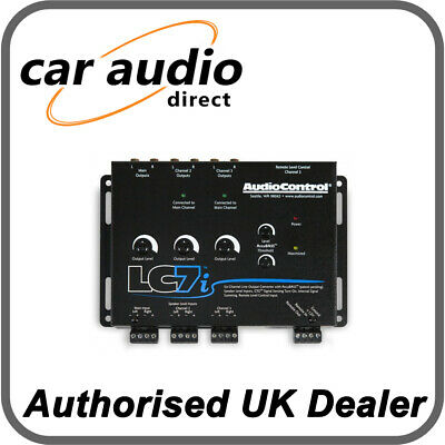 AudioControl LC7i - 6 Channel Line Output Convertor With ACCUBASS™ OEM Stereos • 219.99£