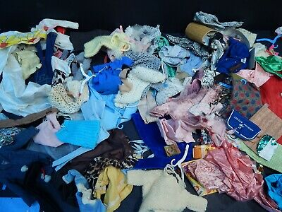 $ CDN314.03 • Buy Vintage HUGE Lot Of 1960's Barbie Clothing & Accessories Lot W/ Shoes