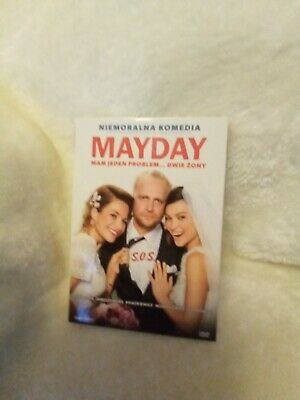 Mayday Polish Comedy Movie Dvd Polski Film • 3£