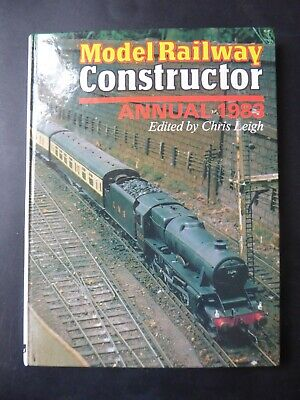 Model Railway Constructor Annual 1983 • 7£