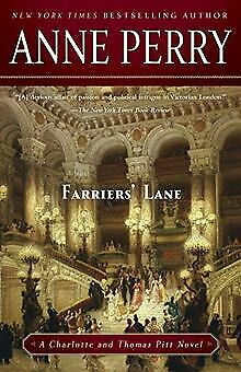 Farriers' Lane: A Charlotte And Thomas Pitt Novel By ... | Book | Condition Good • 9.67£