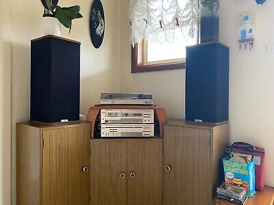 AU51 • Buy  Mirantz Stereo/Record Player From The 1980's With Speakers (vintage)