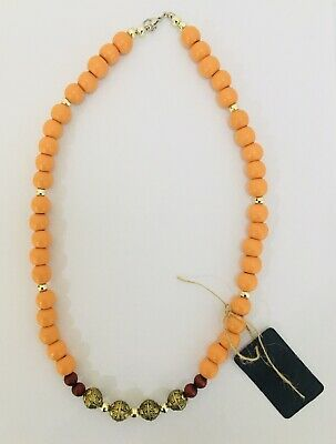 Women Beaded Necklace • 5.99£