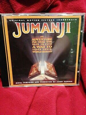 Jumanji By James Horner | CD | Movie Soundtrack  • 4.95£