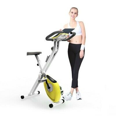 Exercise Bike Indoor Spin Cycling Cardio Fitness Home Gym Workout Machine • 106.68£