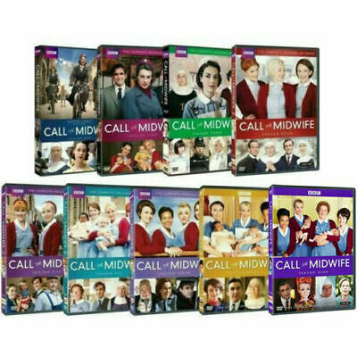Call The Midwife Complete Series Seasons 1-9 (26-Disc DVD Set) • 35.05£