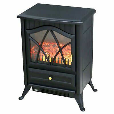 1850W Log Burner Flame Effect Electric Fireplace Stove Heater READ  • 35.99£