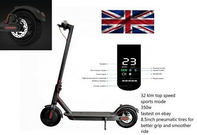 View Details Electric Scooter BRAND NEW 25KMH XIAOMI M365 PRO SPEC - ELECTRIC E-SCOOTER UK • 285.00£