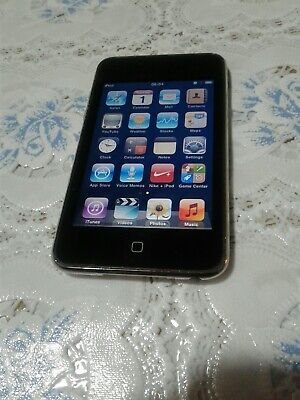 Apple MB528LL/A IPod Touch 2nd Generation - Black • 10.99£