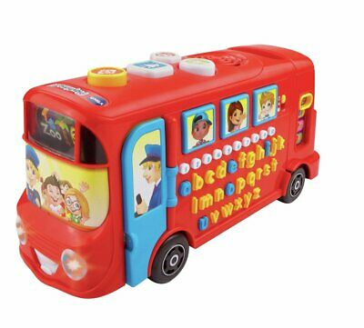 £20 • Buy VTech Playtime Interactive Bus With Phonics