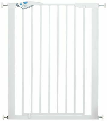 £39.99 • Buy Lindam Easy Fit Plus Deluxe Tall Safety Gate 2 Way Opening Double Locking White