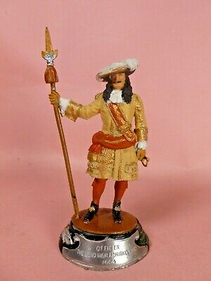 £34.99 • Buy CHAS STADDEN PEWTER MILITARY FIGURE OFFICER THE LORD HIGH ADMIRALS REGT. C.1664