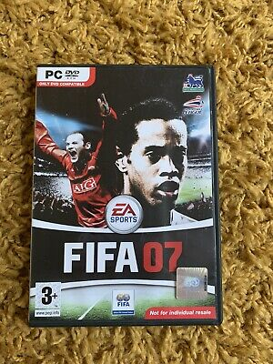 FIFA 2007 (PC: Windows, 2007) • 0.99£