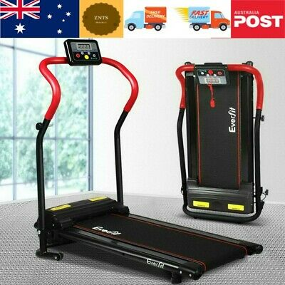 AU272.85 • Buy Everfit Electric Treadmill Home Gym Exercise Machine Fitness Equipment Physical