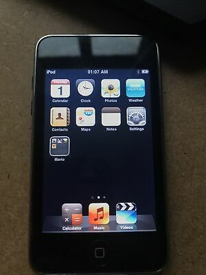 Apple IPod Touch 2nd Generation - Black - 8GB - A1288 • 4.10£