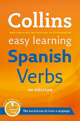 Collins Easy Learning Spanish Verbs By Collins Dictionaries (Paperback, 2011) • 1.10£