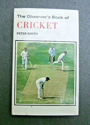 Observer's Cricket 1st 1973 Hb In Dw • 5.99£