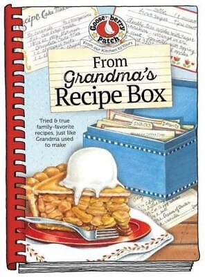 From Grandma's Recipe Box By Gooseberry Patch • 13.03£