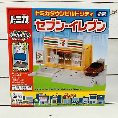 AU30.43 • Buy TOMICA Town Town Build City 7-Eleven Convenience Store