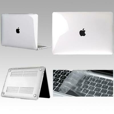 £8.99 • Buy For Apple MacBook Air 11/13 PRO 13/15/16 12  Clear Case Cover + Keyboard Skin