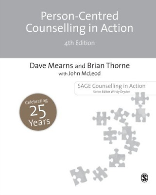 Thorne, Brian-Person-Centred Counselling In Action BOOK NEW • 33.27£